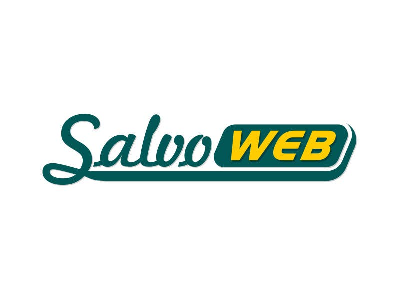 #363 for Logo Design for SalvoWEB by edvans