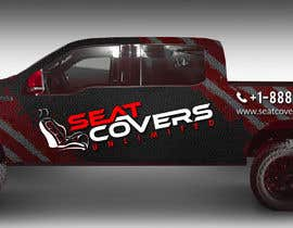 #59 cho Vehicle Wrap Red F-150 SCU bởi creativeRussell