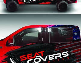 #105 cho Vehicle Wrap Red F-150 SCU bởi creativeRussell