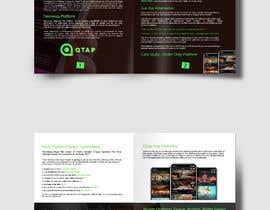 Nro 38 kilpailuun Design a Franchise Brochure combining two products käyttäjältä sub2016