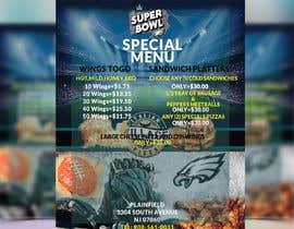 nº 25 pour Superbowl Special par haquemasudull77