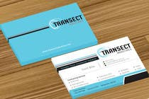 Contest Entry #56 for Business Card Design for Transect Industries