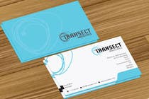 Contest Entry #1 for Business Card Design for Transect Industries