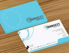 #1 untuk Business Card Design for Transect Industries oleh jobee