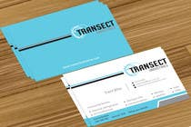 Contest Entry #32 for Business Card Design for Transect Industries