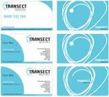 Bài tham dự #33 về Graphic Design cho cuộc thi Business Card Design for Transect Industries