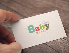 #76 untuk Baby Baker Logo oleh SumuuHussain