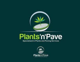 #489 for Logo Design for Plant 'N' Pave af dimitarstoykov