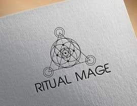 #548 cho Design a Logo - RITUAL MAGE bởi mostahid116