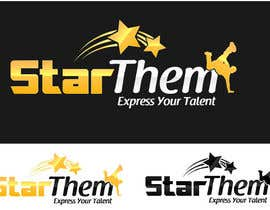 #235 for Logo Design for StarThem (www.starthem.com) by akshaydesai