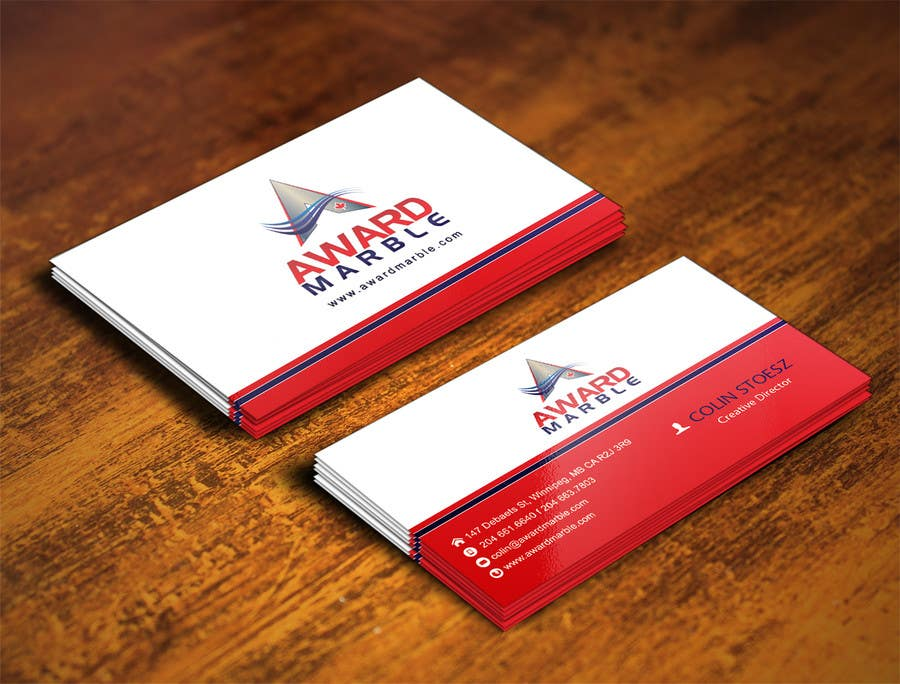 Entry #73 by IllusionG for Design some Business Cards for my ...