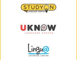 #61 untuk Make a logo for my language center oleh OneLuna