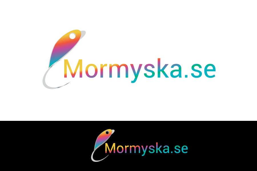Proposition n°                                        40                                      du concours                                         Logo Design for Mormyska.se
