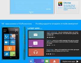 Nro 30 kilpailuun Website Design for OutCode käyttäjältä KAI143