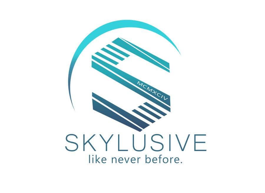 Penyertaan Peraduan #21 untuk Re-design my company logo into a sky-blue theme