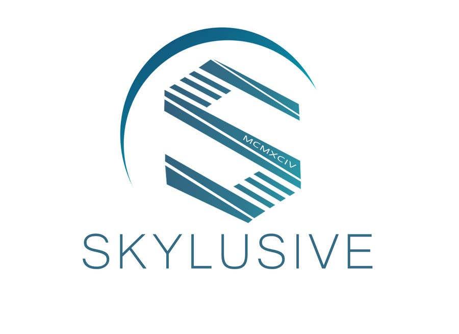 Penyertaan Peraduan #48 untuk Re-design my company logo into a sky-blue theme