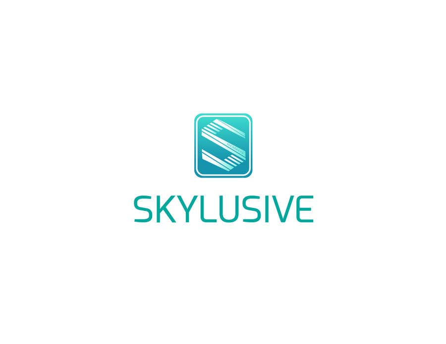 Penyertaan Peraduan #56 untuk Re-design my company logo into a sky-blue theme