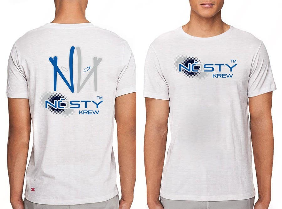 Contest Entry #75 for T-shirt Design for Nòsty Krew
