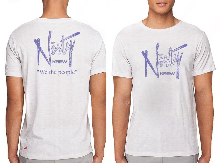 Contest Entry #107 for T-shirt Design for Nòsty Krew