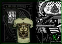 Graphic Design Contest Entry #39 for T-shirt Design for Nòsty Krew