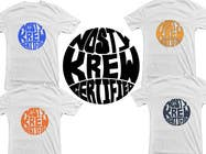 Graphic Design Contest Entry #123 for T-shirt Design for Nòsty Krew