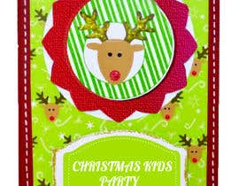 Bekabekic tarafından Design a Flyer for Christmas kids party için no 9