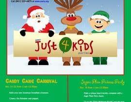 diptiranjan123 tarafından Design a Flyer for Christmas kids party için no 19