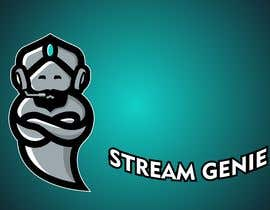 #222 untuk Design a Logo for Stream Genie - Software for Live Video Streaming oleh OlexandroDesign