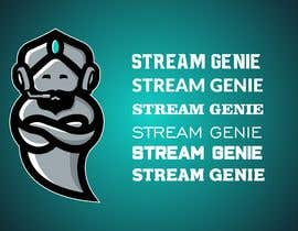 #223 untuk Design a Logo for Stream Genie - Software for Live Video Streaming oleh OlexandroDesign