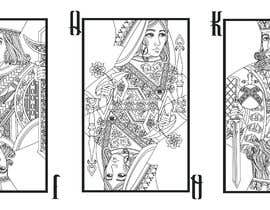 #19 untuk Vector illustration of 3 playing cards oleh fegb8