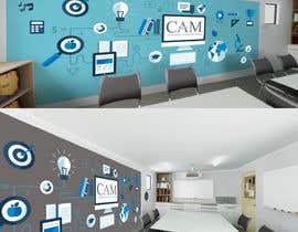 #83 untuk Design a wall banner for Canvas Print  (School Classroom) oleh kchrobak