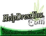 Bài tham dự #137 về Graphic Design cho cuộc thi Logo Design for HelpDressYou.com
