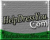 Bài tham dự #136 về Graphic Design cho cuộc thi Logo Design for HelpDressYou.com