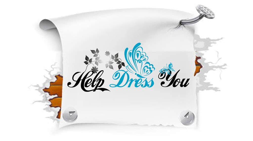 Contest Entry #362 for Logo Design for HelpDressYou.com