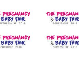 #15 for Logo for The Pregnancy & Baby Fair by wenniel
