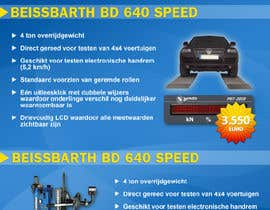 #17 for Brochure Design for Automotive Equipment af fecodi