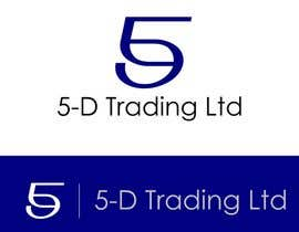 nº 1 pour Corporate Identity for 5-D Trading Ltd par Frontiere