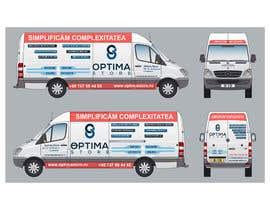 #15 pentru Van branding design de către TheFaisal