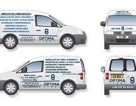 #7 pentru Van branding design de către Graphicromeo