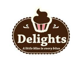 #146 untuk Design a Logo for Delights oleh rickyjo05