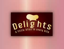 #156 untuk Design a Logo for Delights oleh noumanrathore