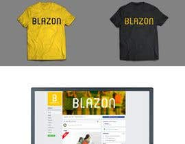 "#2074 for LOGO For ""BLAZON"" by kalaja07"