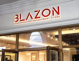 """#2073 for LOGO For """"BLAZON"""" by shamimayesmim"""