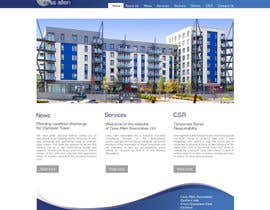 #40 untuk Wordpress Theme Design for Cass Allen Associates Ltd oleh MissClaire