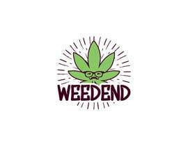 ElenaMal tarafından Logo design with cannabis için no 221