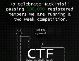 #79 untuk Poster Design for Hacking Competition oleh agf1593