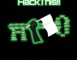nº 87 pour Poster Design for Hacking Competition par wily1