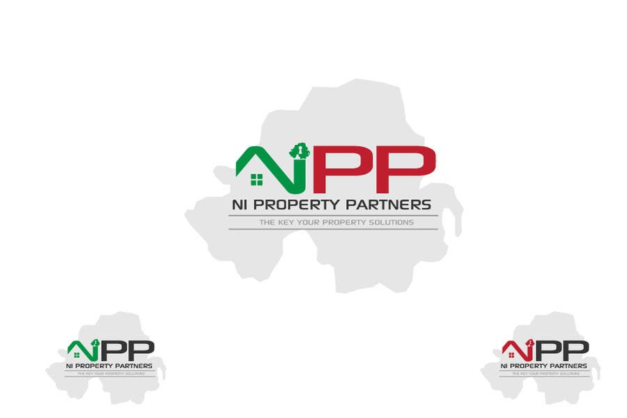 #191 for Logo Design for NI Property Partners by danumdata