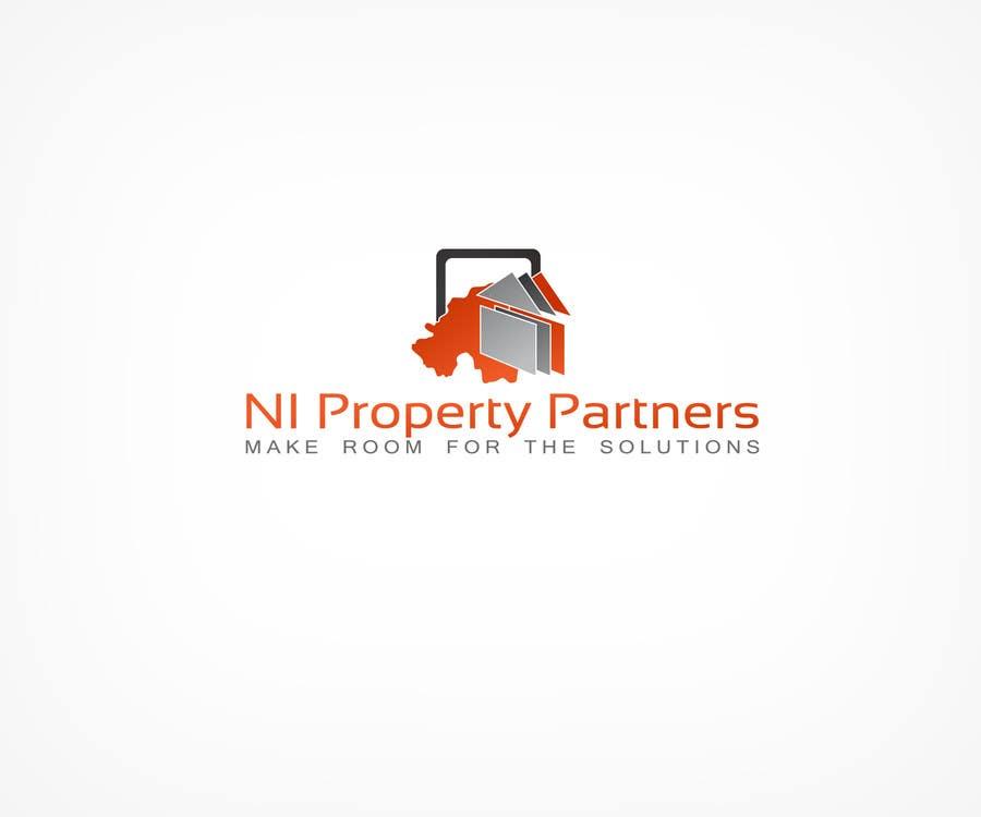 Logo Design for NI Property Partners için 76 numaralı Yarışma Girdisi