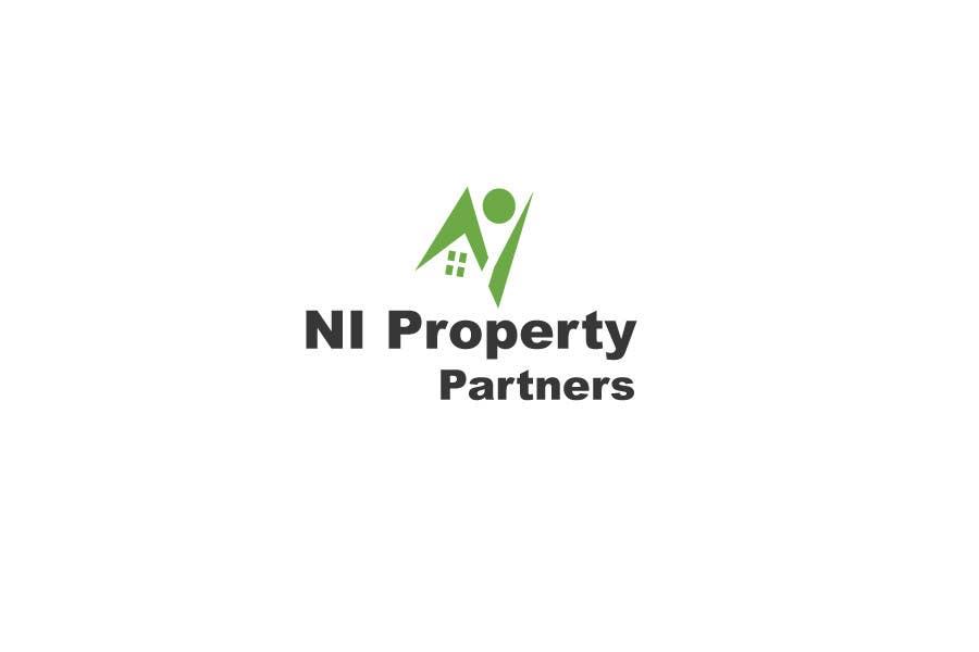 Kilpailutyö #17 kilpailussa Logo Design for NI Property Partners